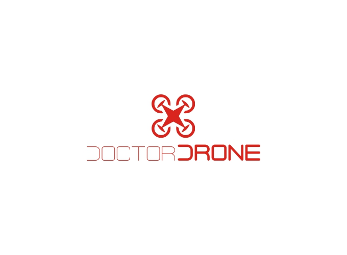 Doctor Drone logo design