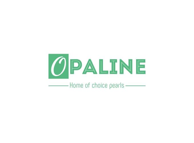 Opaline logo design