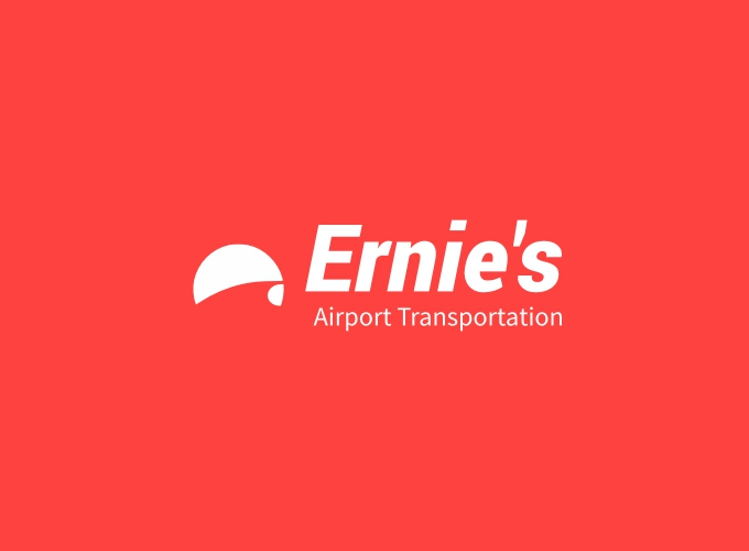 Ernie's logo design