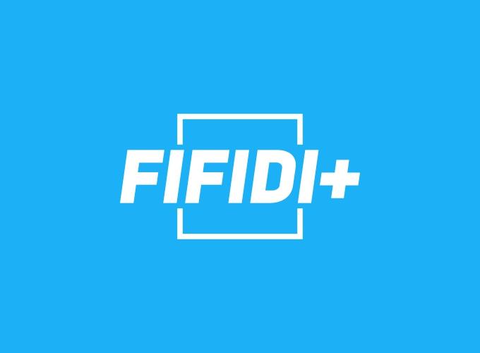 FIFIDI+ logo design