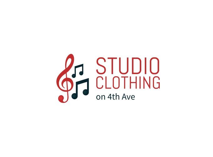 Studio Clothing logo design