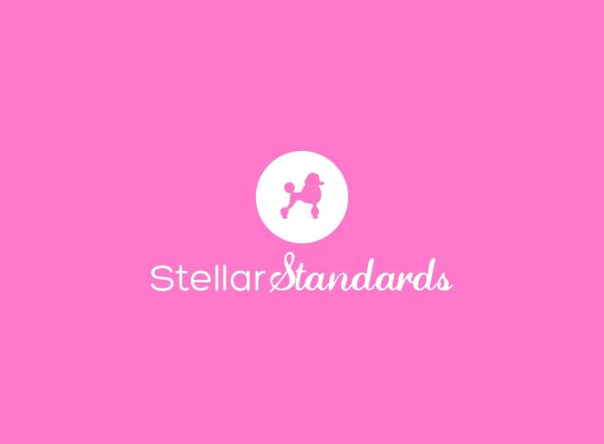 Stellar Standards logo design