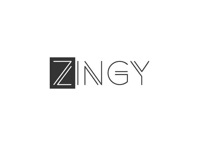 Zingy logo design