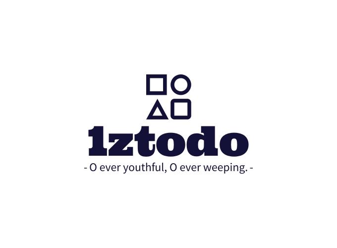 1ztodo logo design