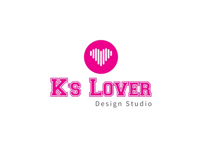 K's Lover logo design