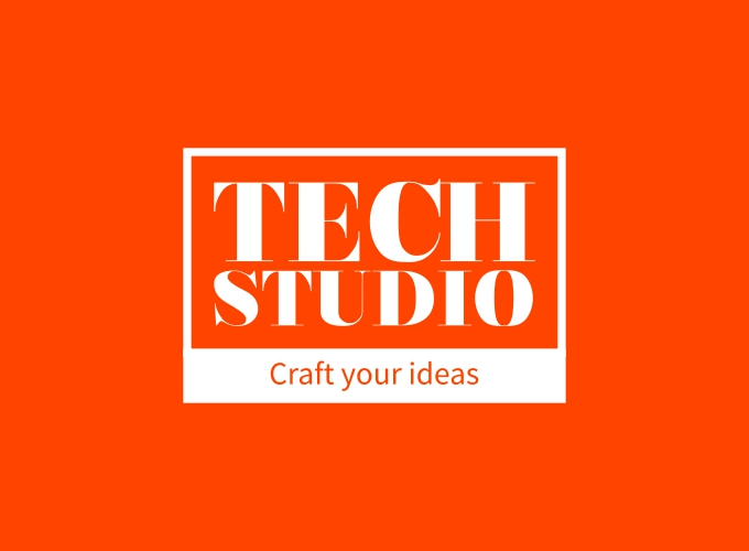 Tech Studio logo design