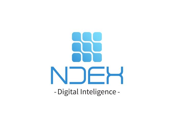 nDex logo design