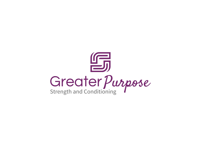 Greater Purpose logo design