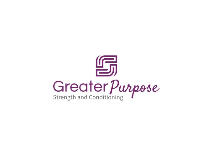 Greater Purpose logo design