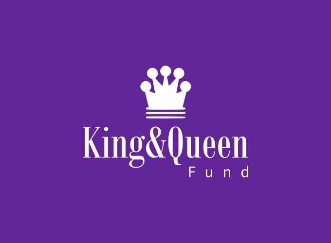 King&Queen logo design