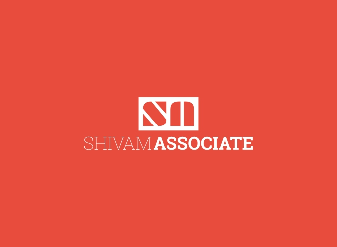 SHIVAM ASSOCIATE logo design