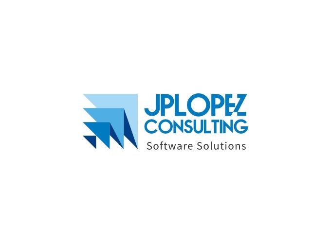JPLopez Consulting logo design