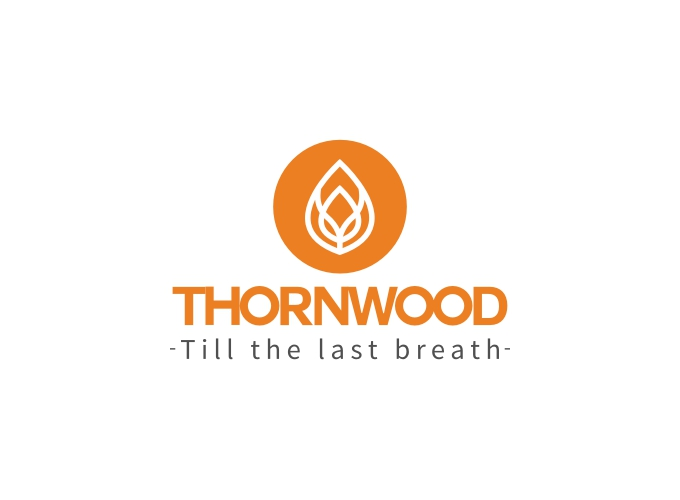Thornwood logo design
