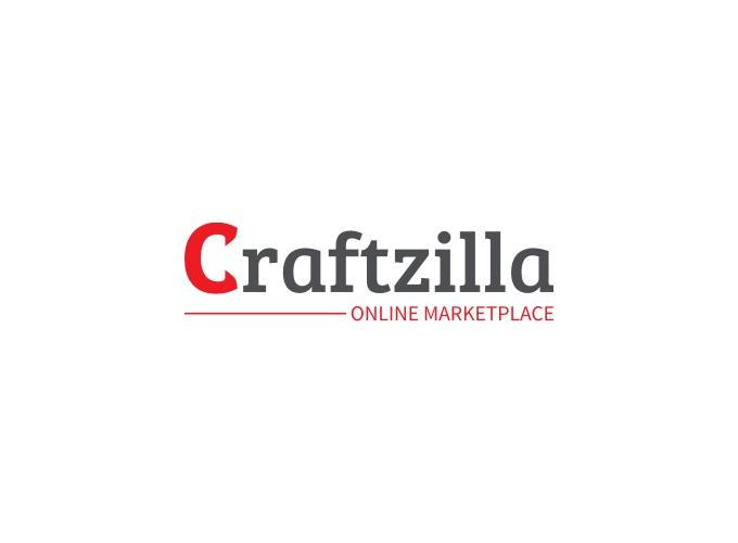craftzilla logo design