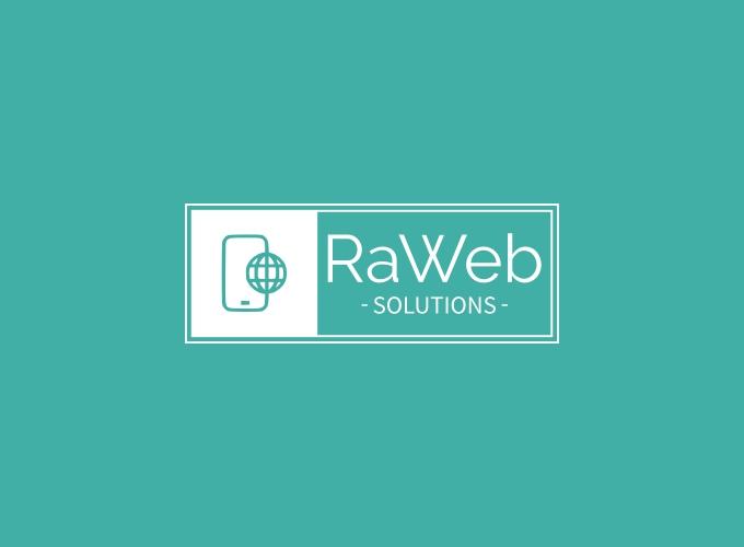 RaWeb logo design