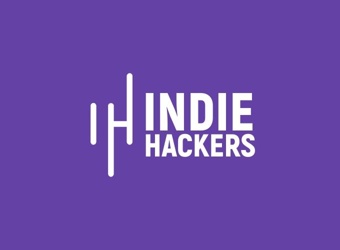 Indie Hackers logo design