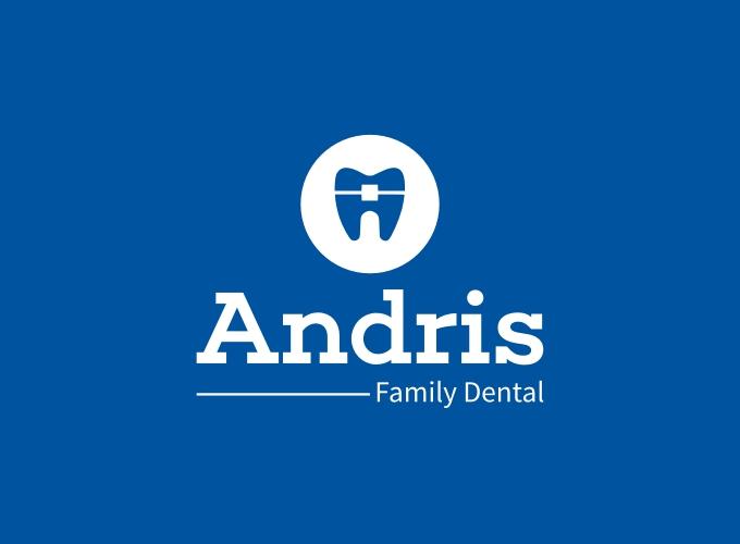 Andris logo design