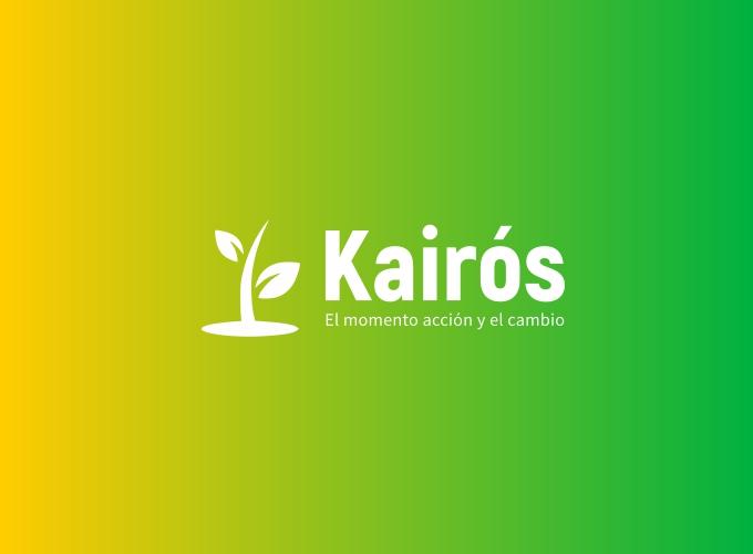 Kairós logo design