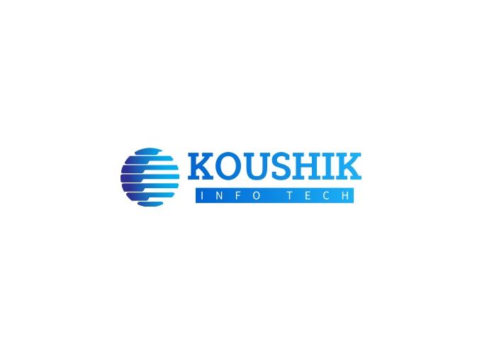 KOUSHIK logo design