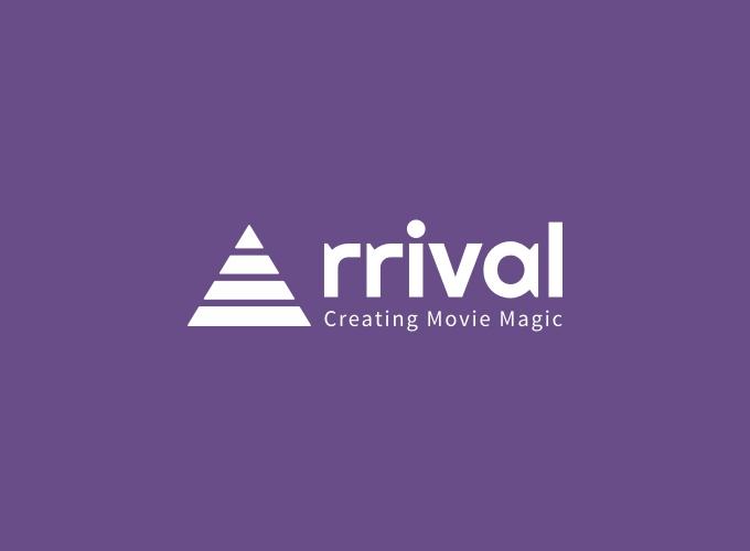 rrival logo design