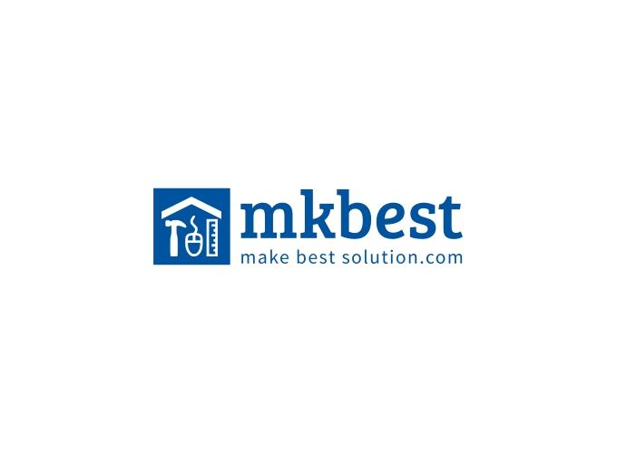 mkbest logo design
