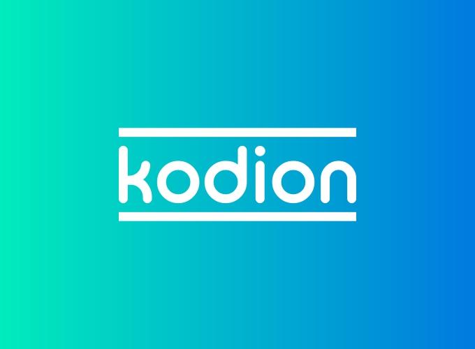 kodion logo design