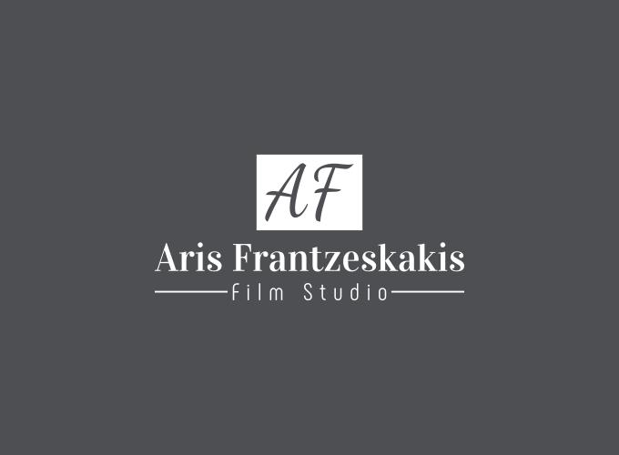 Aris Frantzeskakis logo design