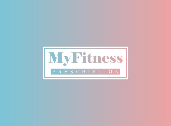MyFitness logo design
