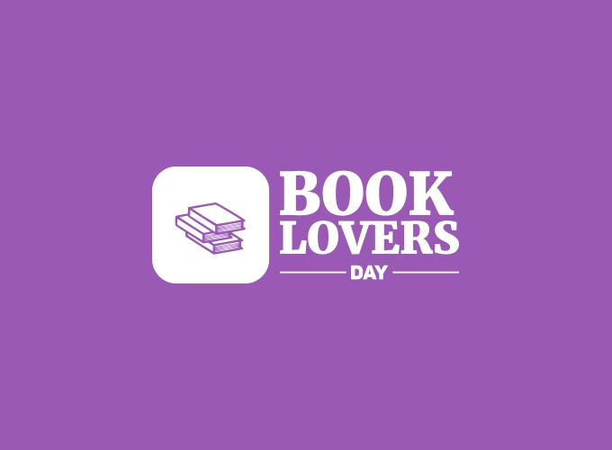 Book Lovers logo design