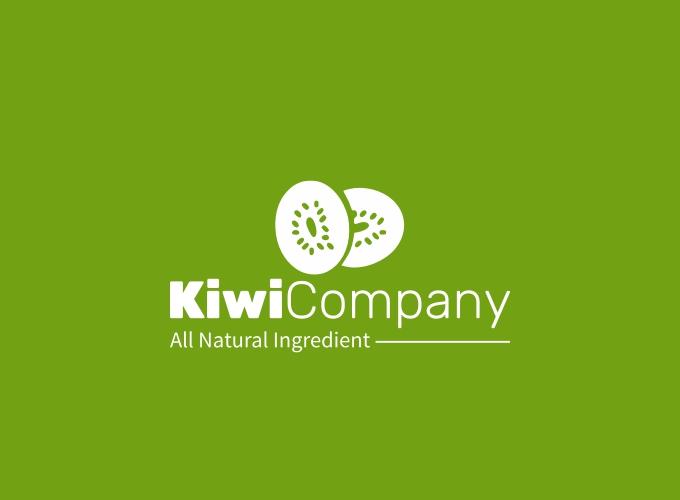 Kiwi Company logo design