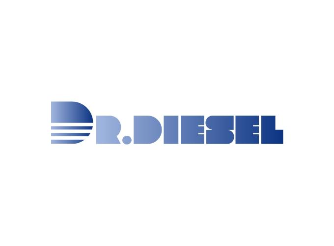 Dr.Diesel logo design