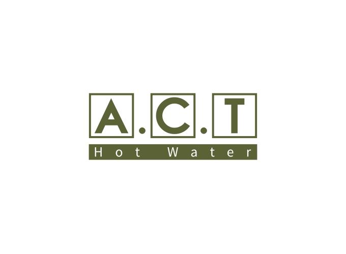 A.C.T logo design