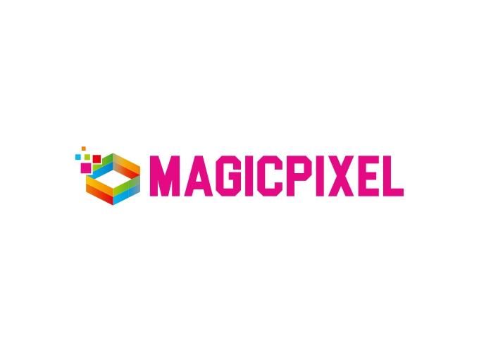 Magicpixel logo design