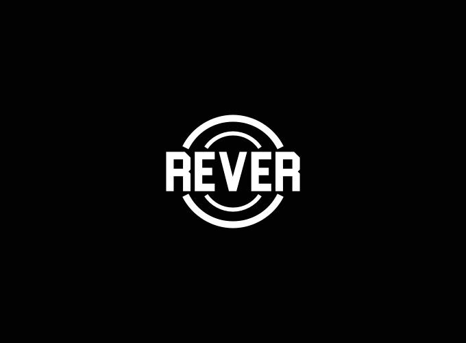Rever logo design