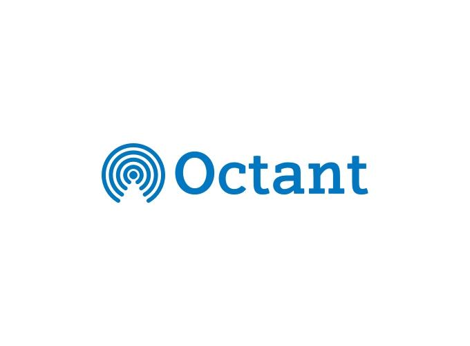 Octant logo design