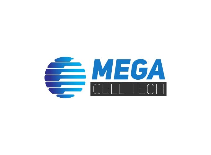 Mega logo design