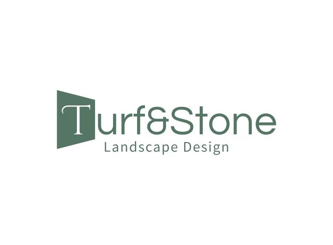 Turf&Stone logo design