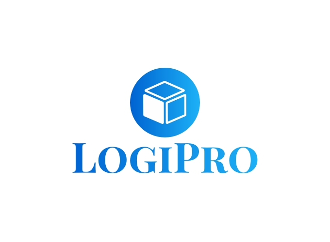 LogiPro logo design