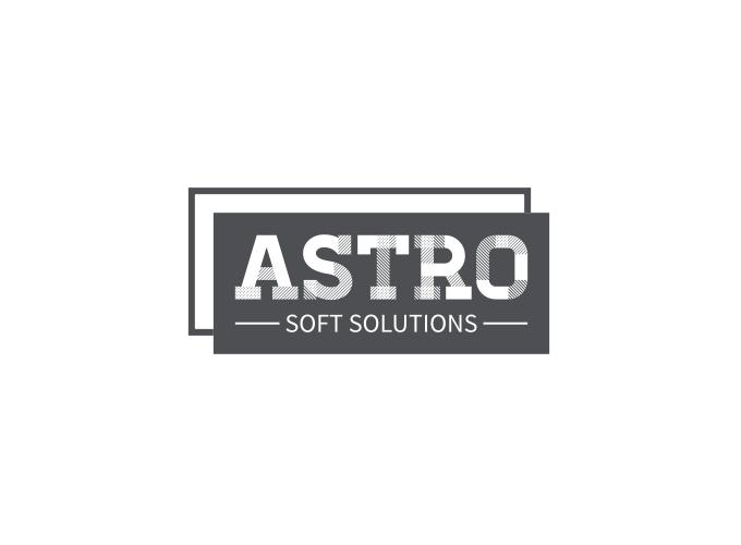 Astro logo design