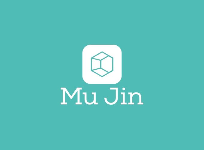 Mu Jin logo design