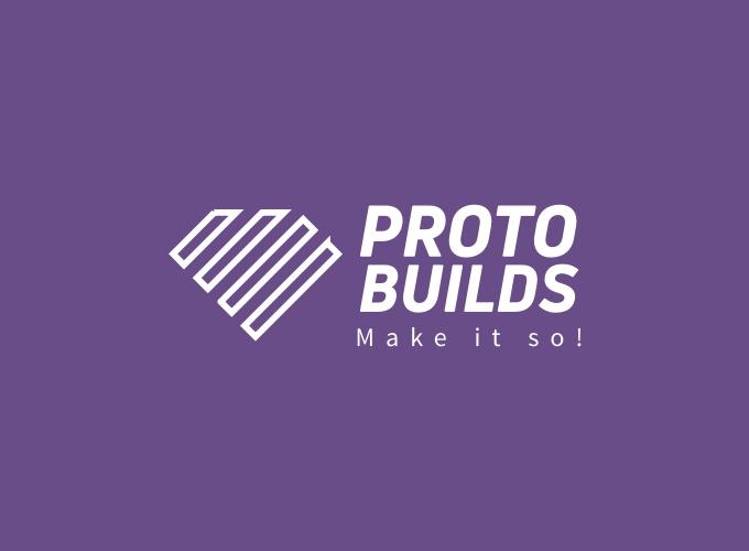 Proto Builds logo design