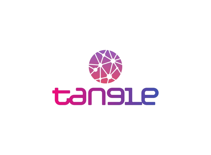 tangle logo design
