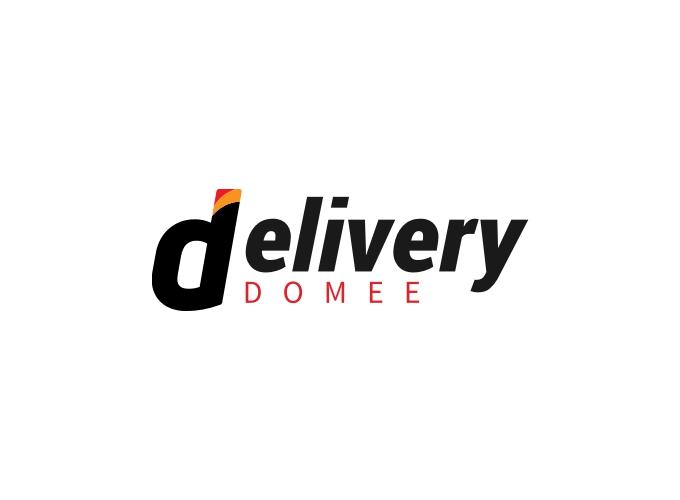 elivery logo design
