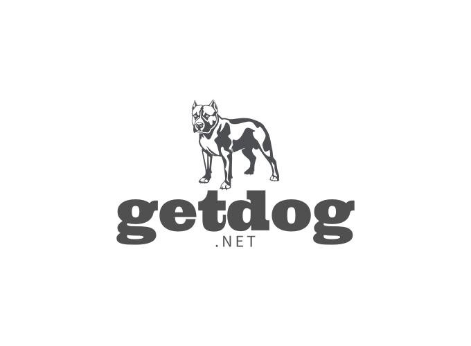 getdog logo design