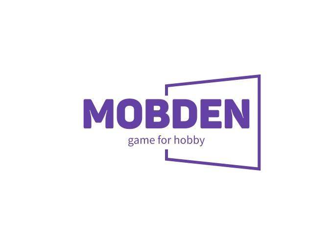 Mobden logo design