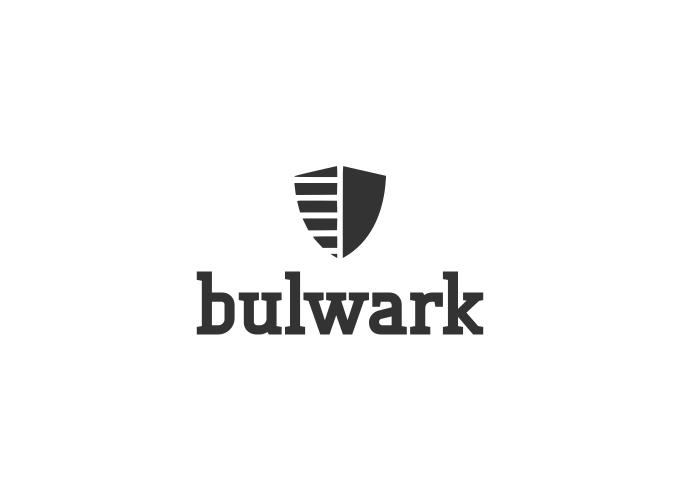 bulwark logo design