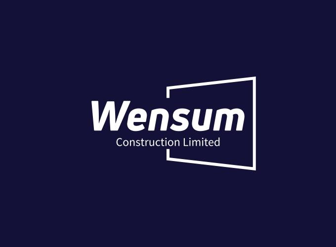 Wensum logo design