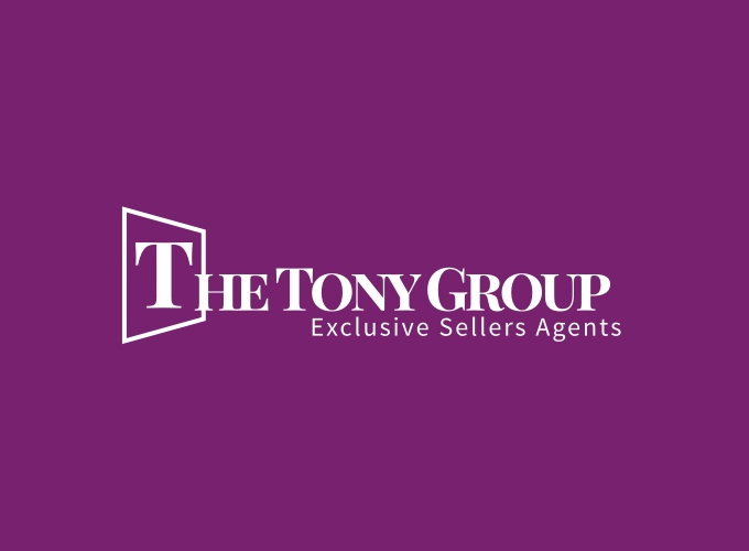 The Tony Group logo design