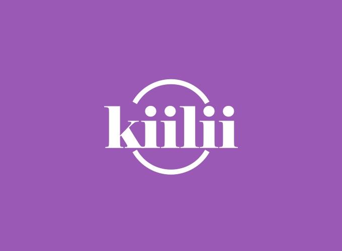 kiilii logo design