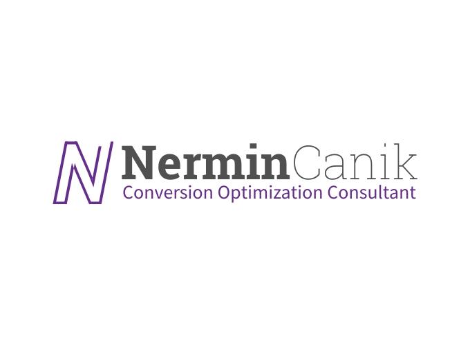 Nermin Canik logo design